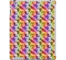 Rainbow Dimensional Abstract iPad Case/Skin