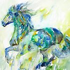 HORSE PAINTING.6 by lautir