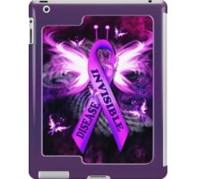 Invisible Disease iPad Case iPad Case/Skin
