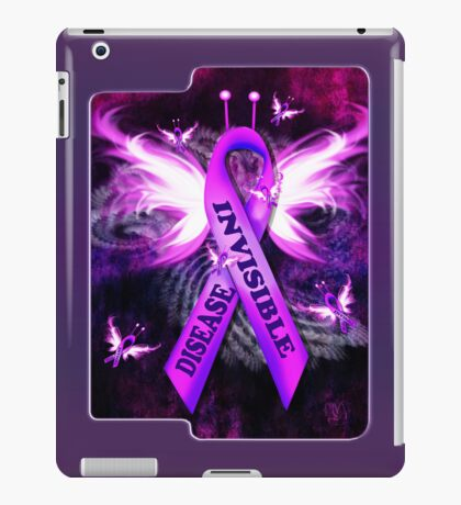 Invisible Disease iPad Case iPad Case/Skin
