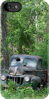 FORD - Found On Road Dead iPhone Case by Betty Northcutt