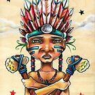 Chief Starhunter by Bryan Collins