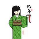Misuki Snake Year by 73553