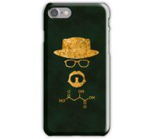 Breaking Bad - Walter & Apple iPhone Case/Skin