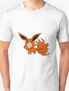 Naruto 9 Tailed Kyubi T-Shirt