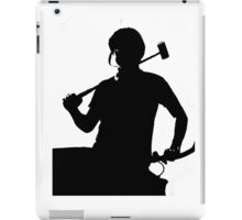 Bike Polo iPad Case/Skin
