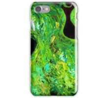 ABSTRACT PEAR iPhone Case/Skin
