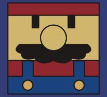 Minimal Mario by pruine