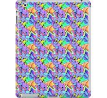 Multi Colored Jigsaw iPad Case/Skin