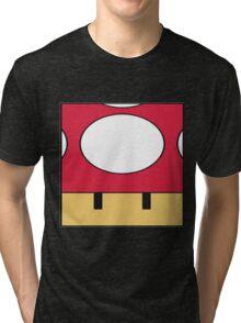 Minimal Toad red Tri-blend T-Shirt