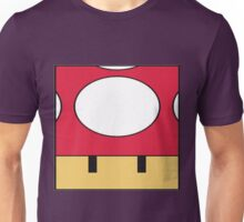 Minimal Toad red Unisex T-Shirt