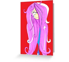Can't Look Greeting Card