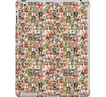 Many Many Santas iPad Case/Skin