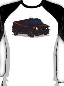 The A-Team Van  T-Shirt