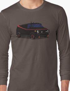 The A-Team Van  Long Sleeve T-Shirt