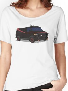 The A-Team Van  Women's Relaxed Fit T-Shirt