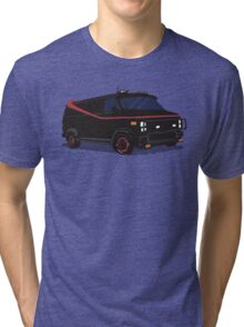The A-Team Van  Tri-blend T-Shirt