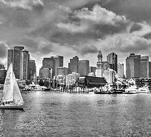 Historical Boston by Morgan Wright