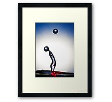 Expectation Framed Print