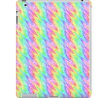 Jagged Rainbow iPad Case/Skin