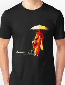 Cambodian Buddhist Monk Unisex T-Shirt