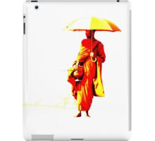 Cambodian Buddhist Monk iPad Case/Skin