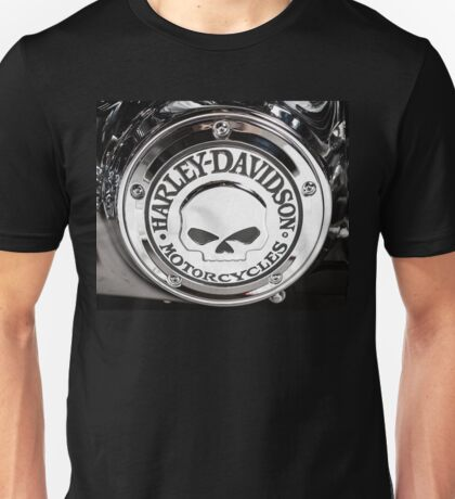 Harley Chrome 1 Unisex T-Shirt