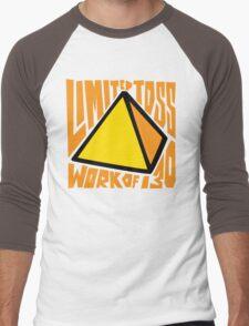 Limited Toss - Work Of 130! Men's Baseball ¾ T-Shirt