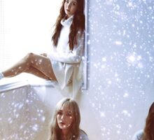 TAETISEO - DEAR SANTA Sticker