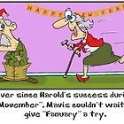Movember to Fanuary by Tim Wells