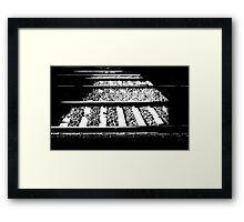 On Track Framed Print