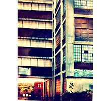 hipster mills series Photographic Print