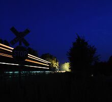 Night Train by tappermonk