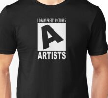 Artists rating Unisex T-Shirt
