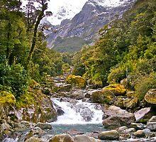 River Scene by brossler3
