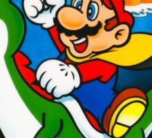 Super Mario World Planet. Sticker