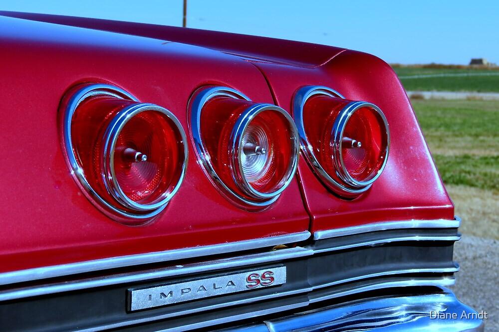 1965 Chevy Impala... by Diane Arndt