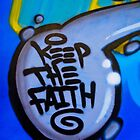 Keep the Faith by Deb Maidment