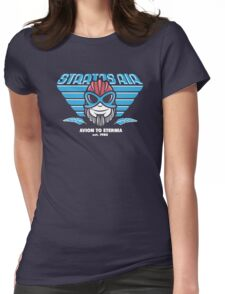 From Avion to Eternia  Womens Fitted T-Shirt