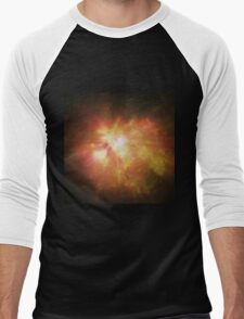 Fire Through The Trees Men's Baseball ¾ T-Shirt