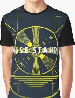 Please Stand By Graphic T-Shirt