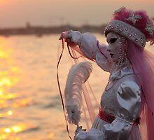 Carnevale di Venezia 1 by Jirina Bilkova