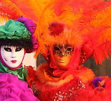 Carnevale di Venezia 2 by Jirina Bilkova