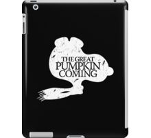 Game of Peanuts iPad Case/Skin