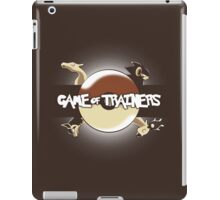 Game of Masters iPad Case/Skin