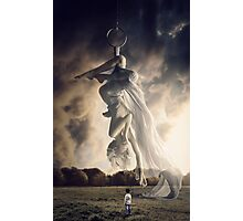 You'll Never Be Alone Again Photographic Print