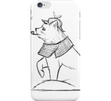 The Greatest Feline Detective iPhone Case/Skin