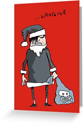 emo xmas by Matt Mawson