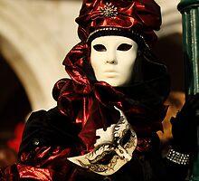 Carnevale di Venezia 5 by Jirina Bilkova