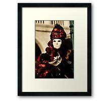 Carnevale di Venezia 5 Framed Print